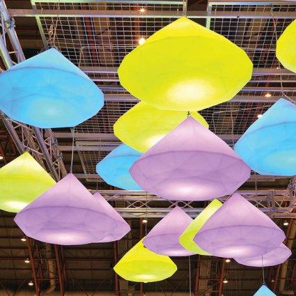 Bijoux Hanging Lamp diameter 100 Complementi SI-BJH100 5