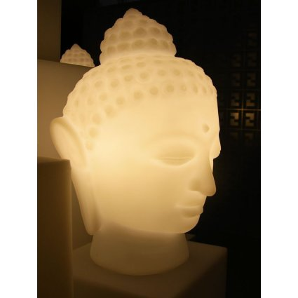 Buddha Table Lamp Temporary Outlet Living Room Furnishing SI-BUD035-OUTLET 1
