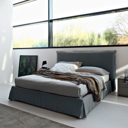 Calligaris CS/6036-G Howard Double Bed Outlet Beds CS-6036-G 1