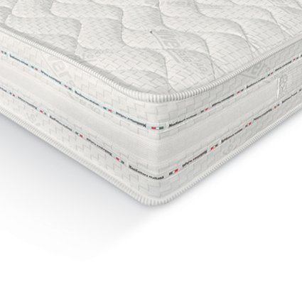 Capri 80 orthopedic spring and reinforced with polyurethane foam Mattress Imba IM-3812 0
