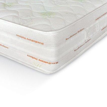 Confort Plus 120 orthopedic spring and memory foam Mattress Imba IM-3825 0