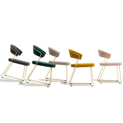 Connubia CB/1022 New York Chair Sedie CB-1022 1