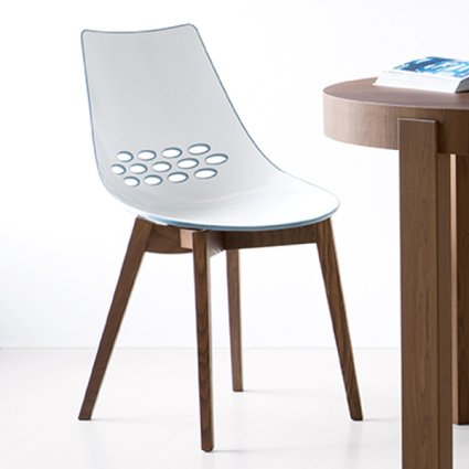 Connubia CB/1486 Jam Wood Chair Calligaris CS-1486 1