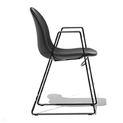 Connubia CB/1697-EK Academy Armchair Metal Chairs CB-1697-EK 1