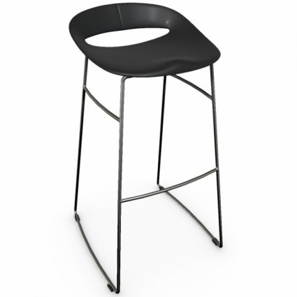Connubia CB/1942 Cosmopolitan Stool Temporary Outlet Metal Stools CB-1942-OUTLET 1