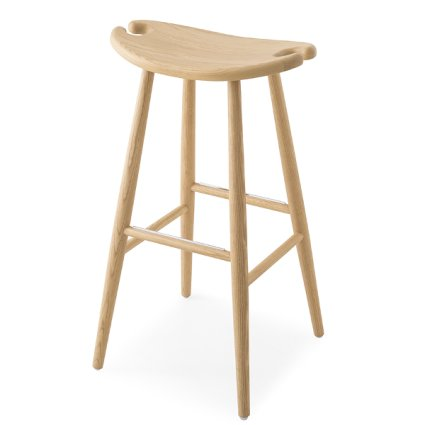 Connubia CB/1962 Mustang Stool Outlet Wooden Stools CB-1962 0
