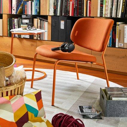Connubia CB/3505 Yo! Lounge Chair Sedie CB-3505 3