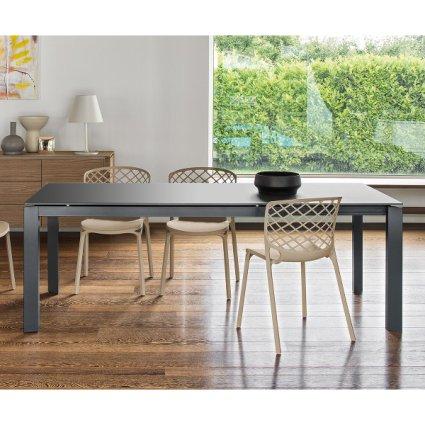 Connubia CB/4010-FMV 110 8B Baron Table Metal Tables CB-4010-FMV-110-8B 0