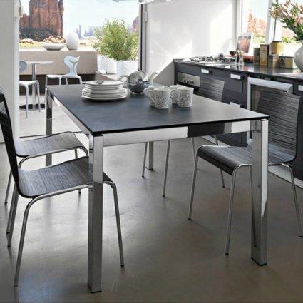 Connubia CB/4010-R 110 8A Baron Table Calligaris CS-4010-ML-110-8A 0