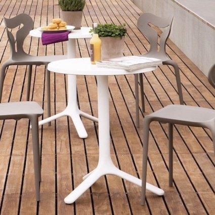 Connubia CB/4067-A D60 Area T Table Outlet Calligaris CS-4067-A-D60 1