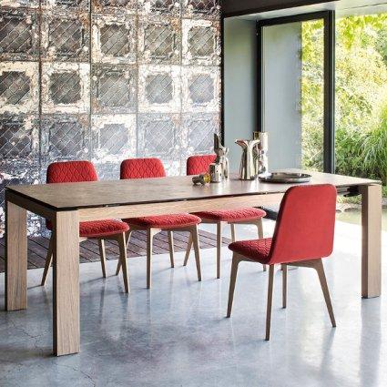 Connubia CB/4069-R 160 Sigma Table Wooden Tables CB-4069-R-160 1