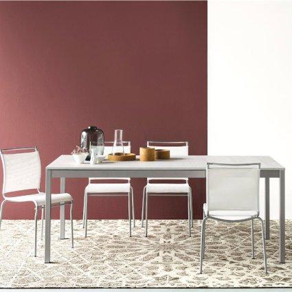 Connubia CB/4085-R 120 Snap Table Metal Tables CB-4085-R-120 1