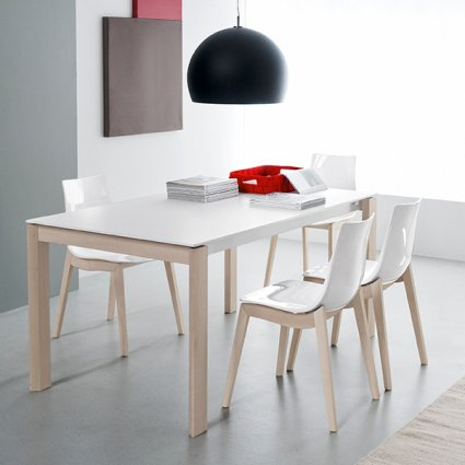 Connubia CB/4724-R 110 A Eminence Wood Table  Sedie e tavoli CB-4724-W-110 0