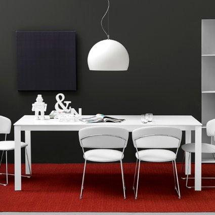 Connubia CB/4724-R 130 B Eminence Metal Table Sedie e tavoli CB-4724-M-130-B 0