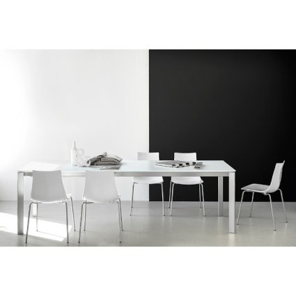 Connubia CB/4724-R 160 C Eminence Metal Table Sedie e tavoli CB-4724-M-160-C 0