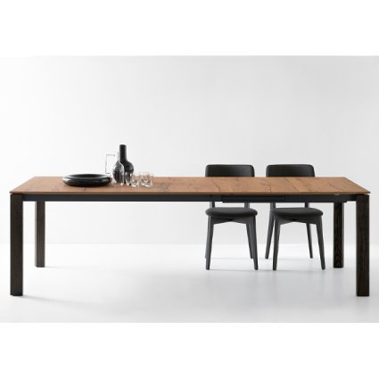 Connubia CB/4724-R 160 C Eminence Wood Table Wooden Tables CB-4724-W-160-C 0