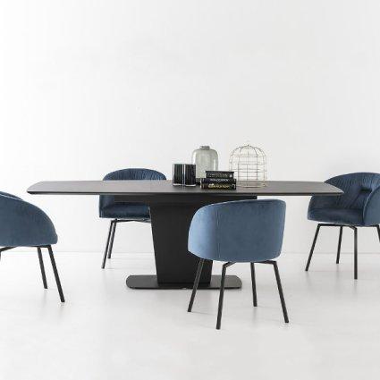 Connubia CB/4783-R 180 Athos Table Metal Tables CB-4783-XR 0