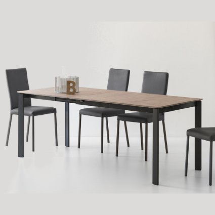 Connubia CB/4784-R 120 Excellence Table Metal Tables CB-4784-M-120-L 0