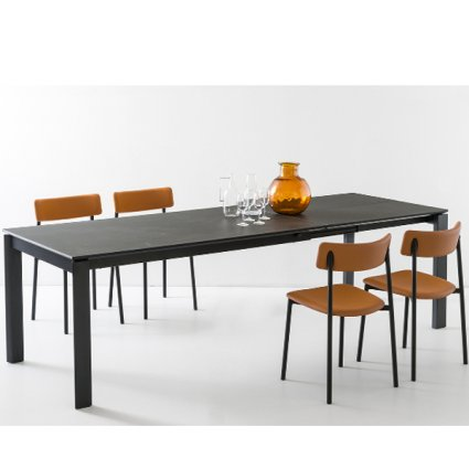 Connubia CB/4788-M 160 Eminence Fast Table Metal Tables CB-4788-M-160 0