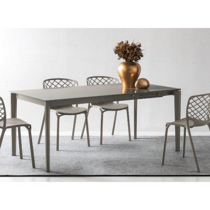 Connubia CB/4797-R 130 B Pentagon Table Metal Tables CB-4797-M-130-B 0
