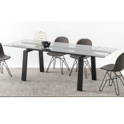 Connubia CB/4798-R 140 Zeffiro Table Metal Tables CB-4798-R-140 1