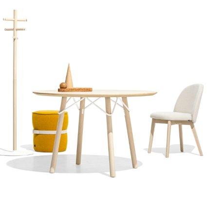 Connubia CB/4807-FD 120 Tria Table Wooden Tables CB-4807-FD-120 1