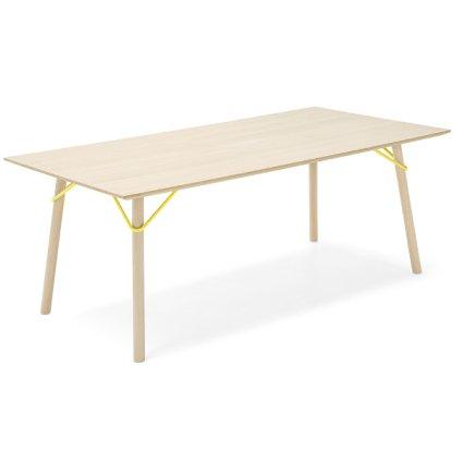 Connubia CB/4807-FR 200 Tria Table Wooden Tables CB-4807-FR-200 1