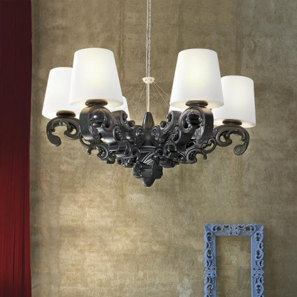 Crown of Love Hanging Lamp  Complementi SI-CRH100 9