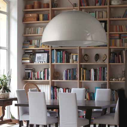 Cupole Hanging Lamp diameter 200 Cool Spotlight Complementi SI-MOS200 14