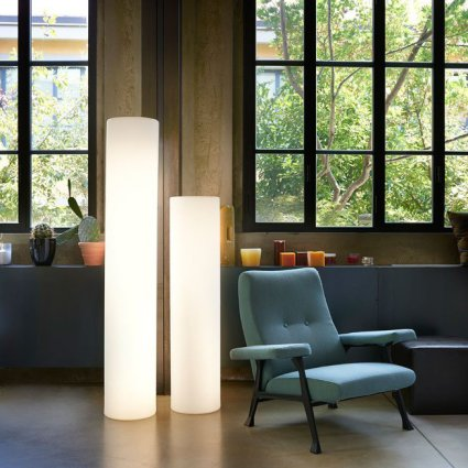 Fluo Floor Lamp H 130 Complementi SI-CIL130 4