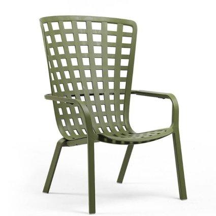 Folio Armrchair Plastic Chairs NA-40300 1