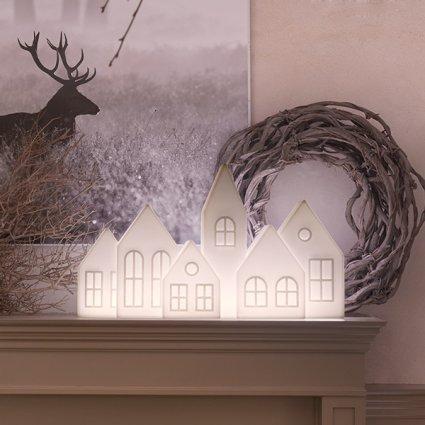 Kuusi Christmas table lamp Complementi SL-LPKUS041 1
