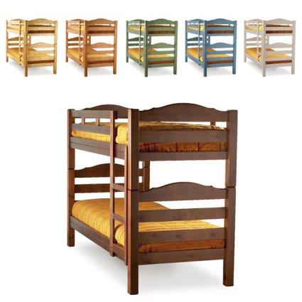 Mercurio bunk bed for home hotels bandb comunity Top sellers MI-3LTMER089C2 0