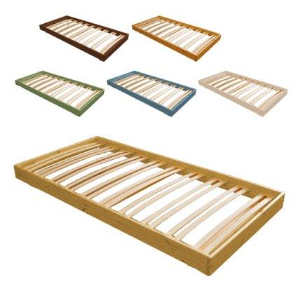 Montessori Wooden Bed for children Avea MI-LMONT 1
