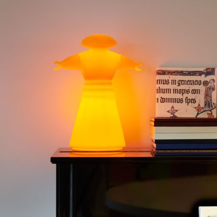 Mr. Bot Table Lamp  Complementi SI-BOT045 11