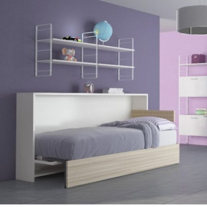 Night nDay 474 foldaway Cabinet Bed Shoe Racks and Storage MA-474 0