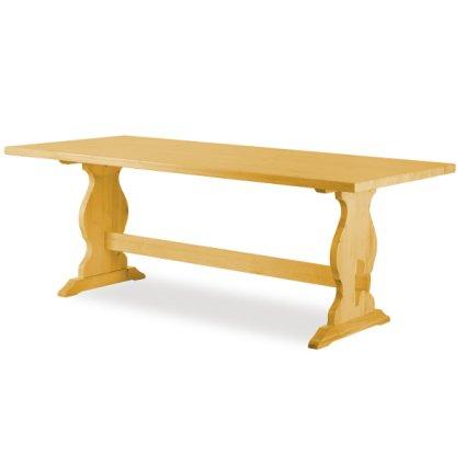 Paride Fratino 180 wooden rectangular Table rustic country kitchen restaurant pizzerias community bar Tables AV-T/184 0