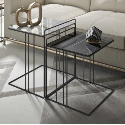 Piramide Double Coffee Tables Set Coffee Tables MA-1069 1