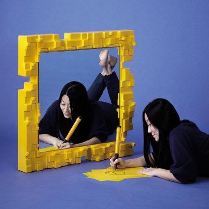 Pixel Mirror Complementi SI-PIX080 1