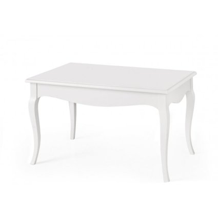 Rectangular Wooden shabby chic style Monet coffee table for home, restaurants, community, hotels Imba IM-6111/A 1