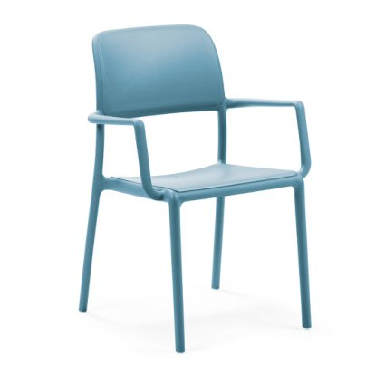 Riva Armchair Temporary Outlet Plastic Chairs NA-40246.39.000-OUTLET 1