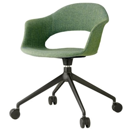 Scab Design Lady B Pop with castors Chair Metal Chairs SD-2598 0