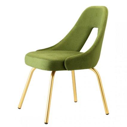 Scab Design Me Chair satin brass Sedie SD-2808 0