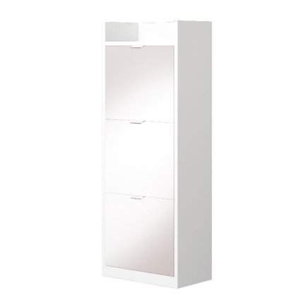 Shoe Cabinet Family Mirror 866 Living Room Furnishing MA-866 1