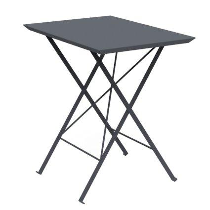 Step Vermobil Folding rectangular metal table for garden Tavoli VM-ST7050 1