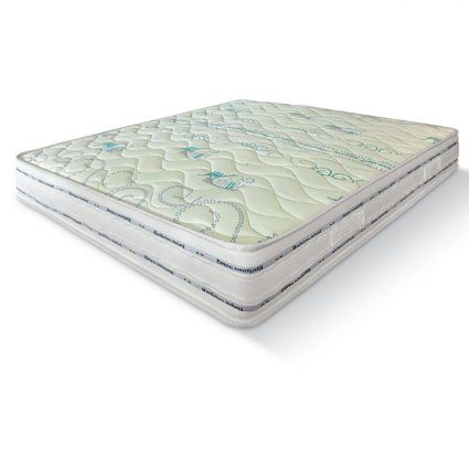 Trio Natural 160 polyurethane foam and memory foam Mattress Imba IM-3832 0