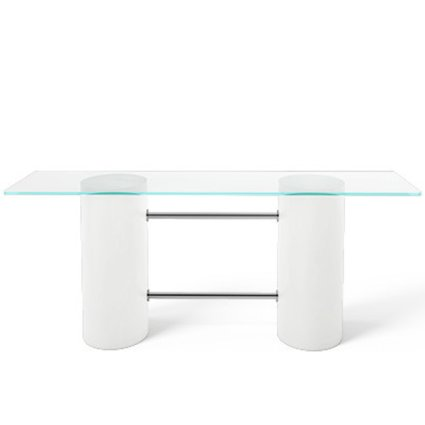 Winston Table rectangular top  Complementi SI-WIN200 1