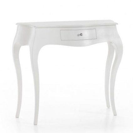 Wooden shabby chic style 104 Secretaire Renoir desk for home, restaurants, community, hotels Imba IM-6050/A 0