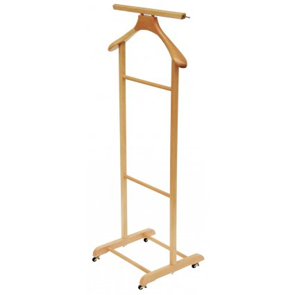 Semplice wood Clothes Holder for home hotels bandb comunity Top sellers PLV-410 0