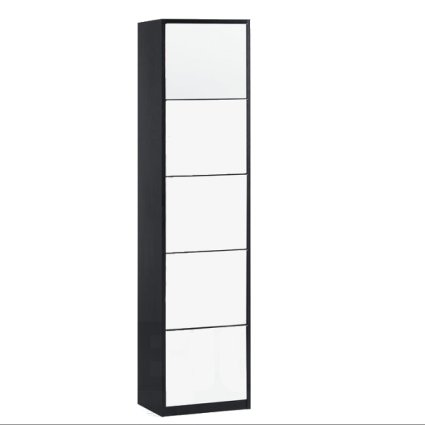 Shoe Cabinet Family Mirror 860 Living Room Furnishing MA-860 0
